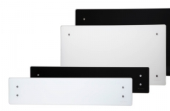 New products: Glass heaters ADAX CLEA