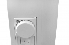 New thermostats: Introcuced new electronic programmable thermostats ET