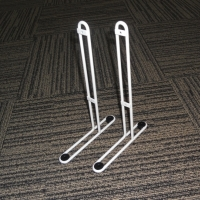 New products: Floor stands P and L for heaters