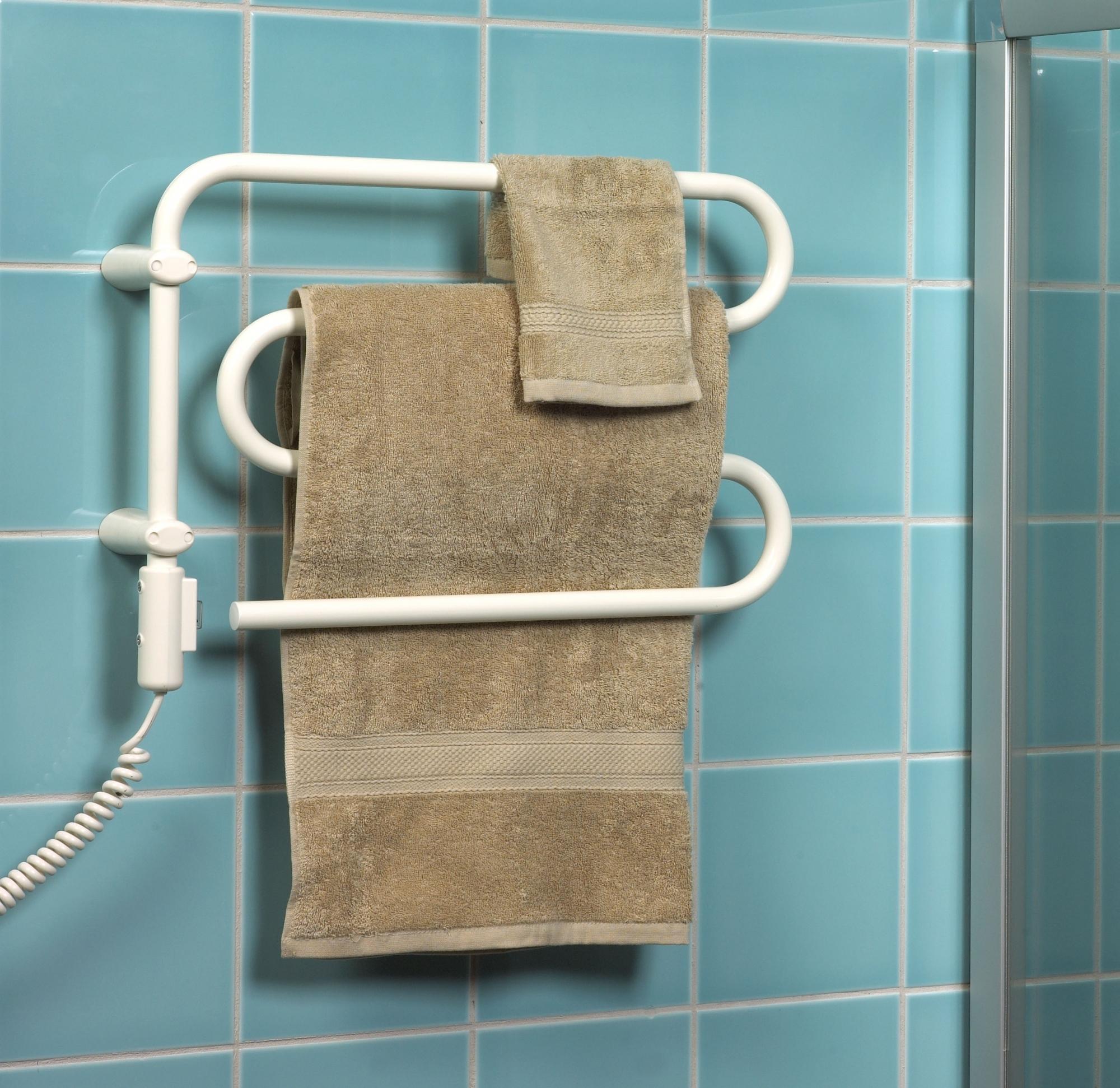 Sharndy Etw84 4 Electric Towel Warmers Dryer Rack Wall: Towel Image JardImage.co