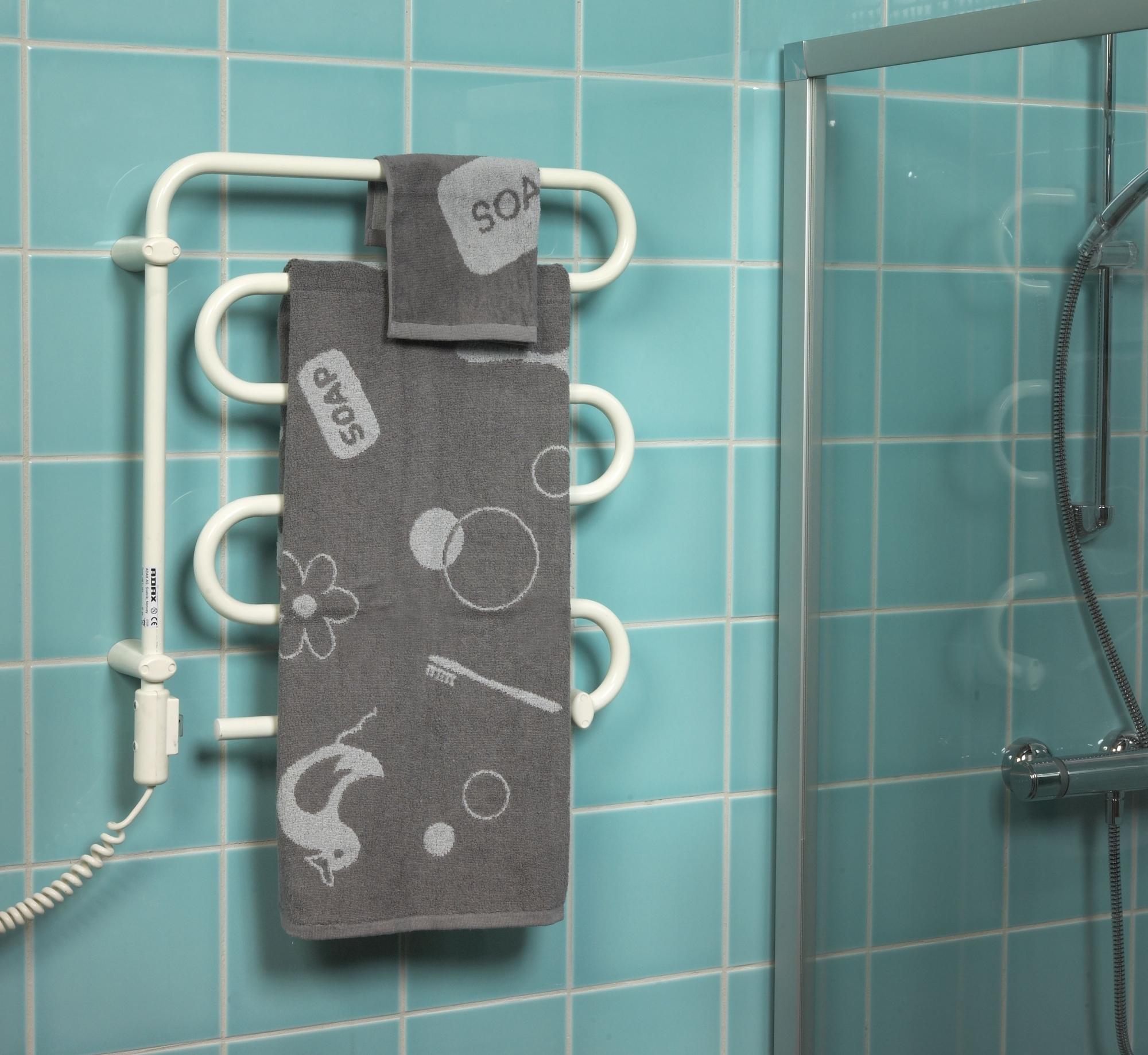 Small Towel Dryer: Towel Dryer HKT163 WS