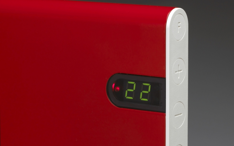 Panel heater ADAX NEO NP12 KDT Red