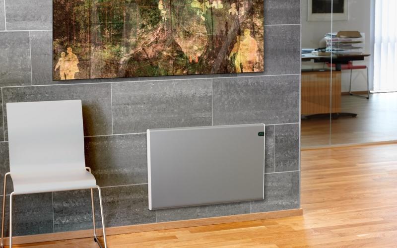 Panel heater ADAX NEO NP08 KDT Silver