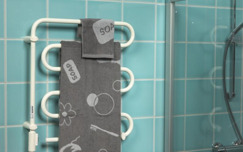 Towel dryer HKT163 WS