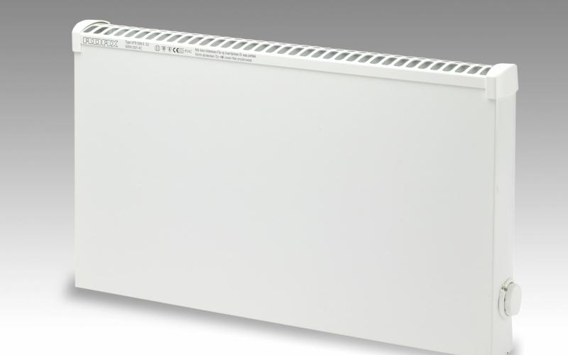 Splash-proof heater ADAX VPS1006 KEM