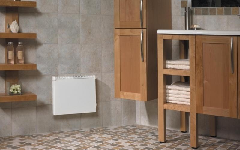 Splash-proof heater ADAX VPS1010 KEM