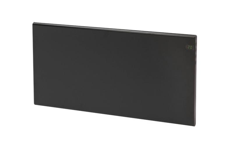 Panel heater GLAMOX heating H30 H04 KDT Black