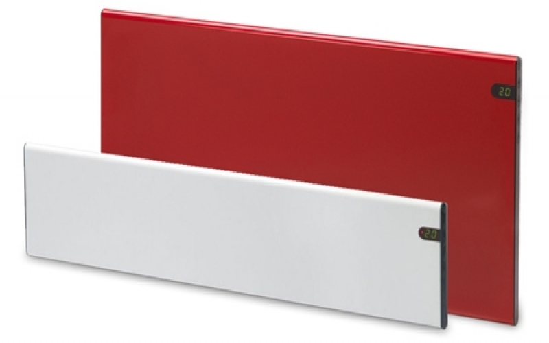 Panel heater GLAMOX heating H30 L08 KDT White
