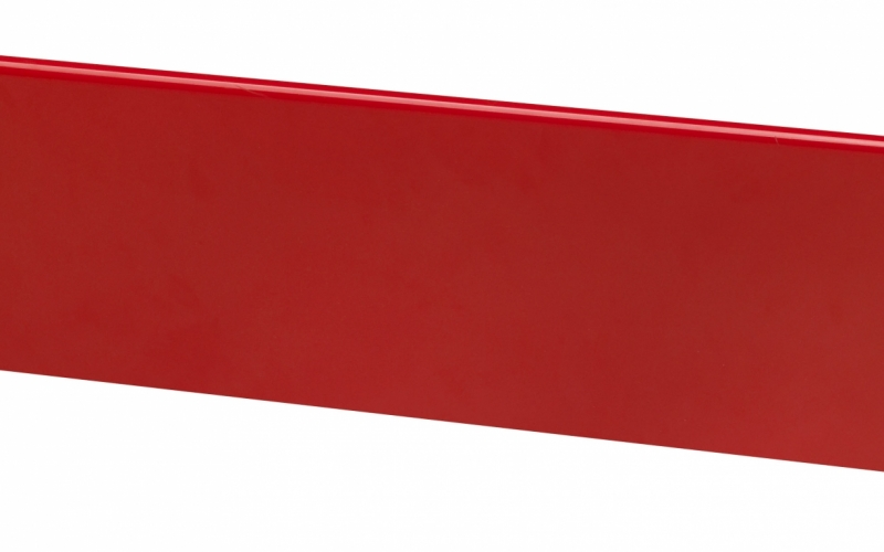 Panel heater GLAMOX heating H30 L08 KDT Red