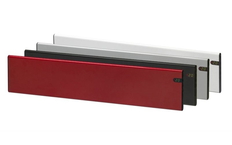 Panel heater GLAMOX heating H30 L12 KDT Red