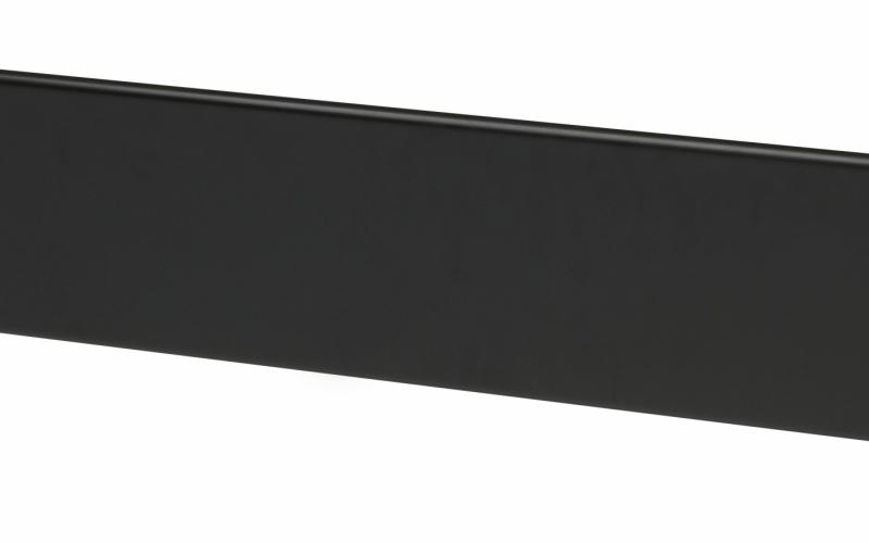 Panel heater GLAMOX heating H30 L08 KDT Black