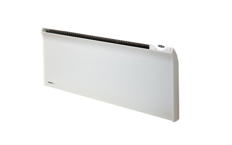 Splash-proof heater GLAMOX heating TPVD 60 06 EV