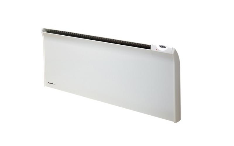 Splash-proof heater GLAMOX heating TPVD 08 EV