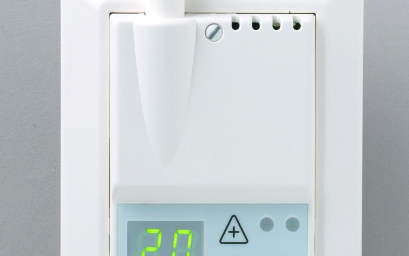 Danfoss Wireless Digital Room Thermostat Retb Rf Rx S