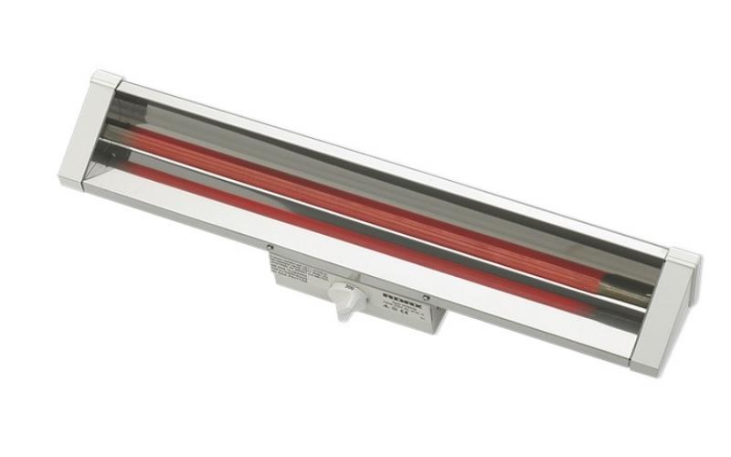 Radiant heater GLAMOX heating GVR 505 B