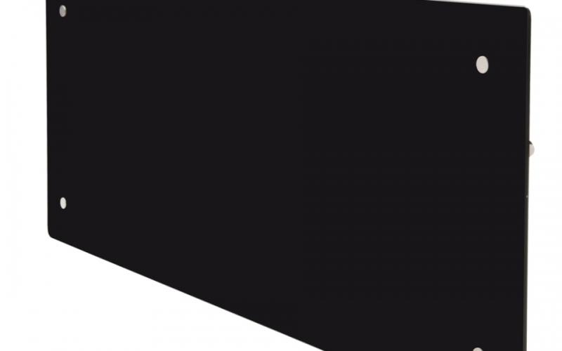 Glass heater ADAX CLEA H08 KWT Black