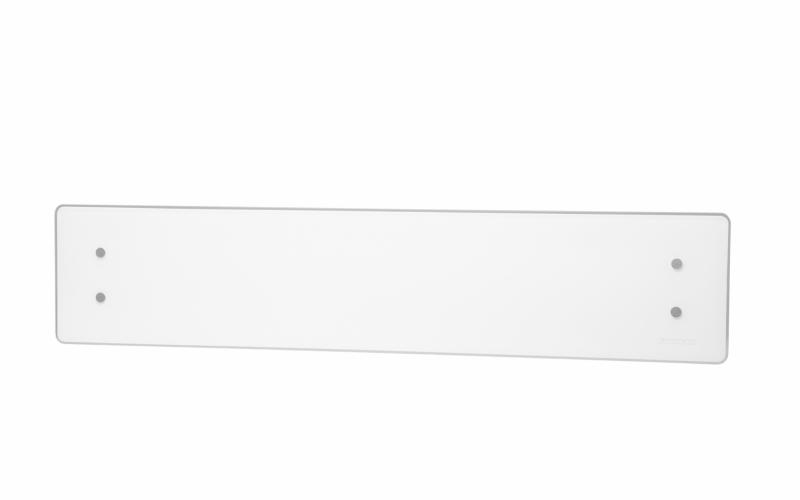 Glass heater ADAX CLEA L08 KWT White