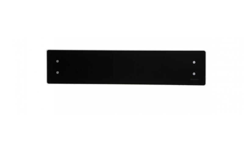 Glass heater ADAX CLEA L06 KWT Black