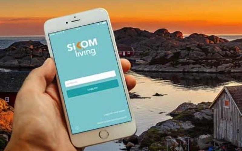 Sikom GSM control system