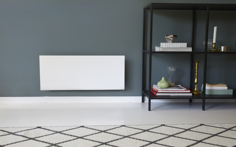 Panel heater H40 H20 WT White