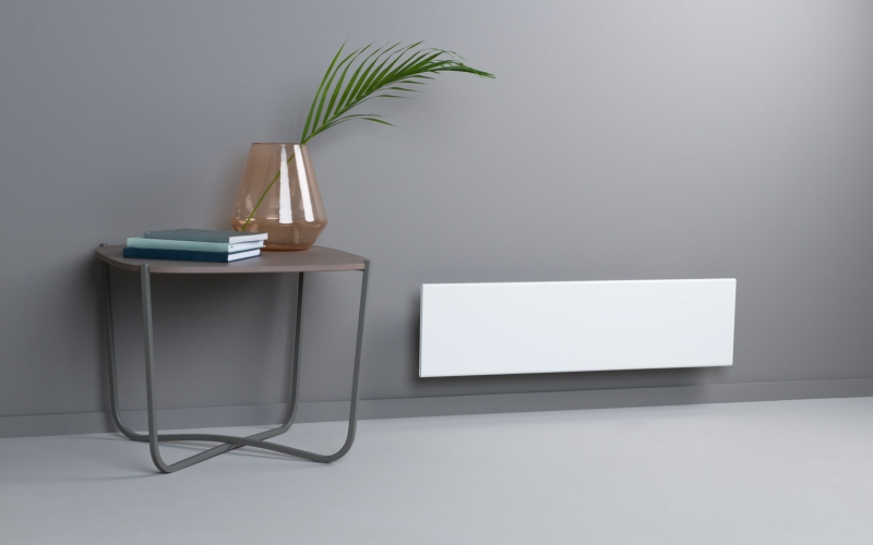 Panel heater H40 L06 WT White