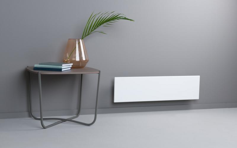 Panel heater H40 L10 WT White